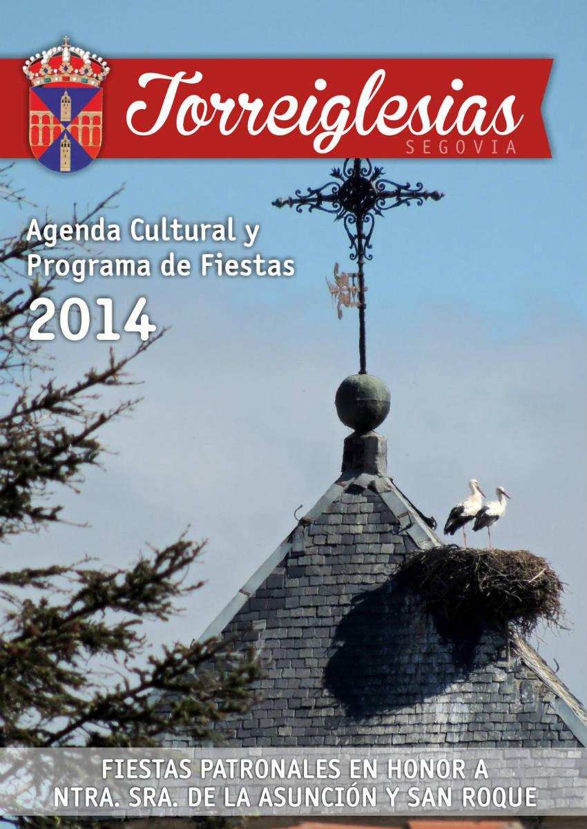 Agenda cultural y programa de fiestas 2014